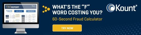 Calculate Your Fraud Cost