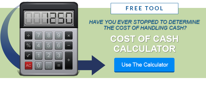 Cost of Cash Calculator