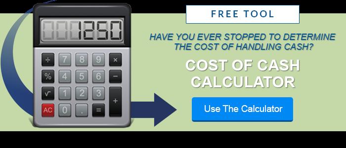 Cost of Cash Calculator