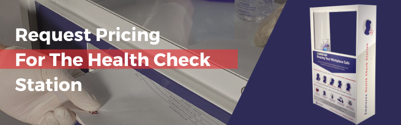Request pricing health check station