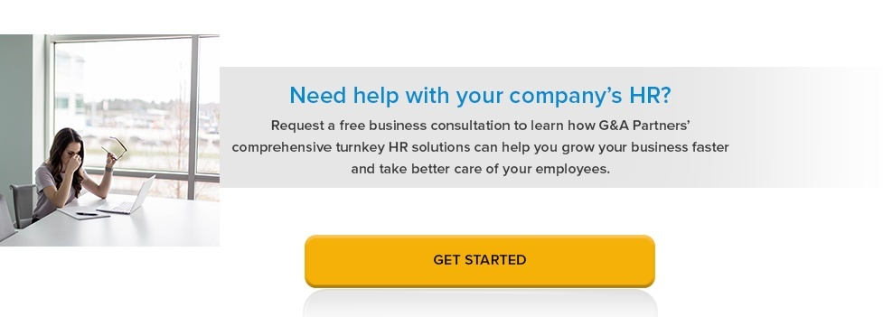 Need help with your company's HR?