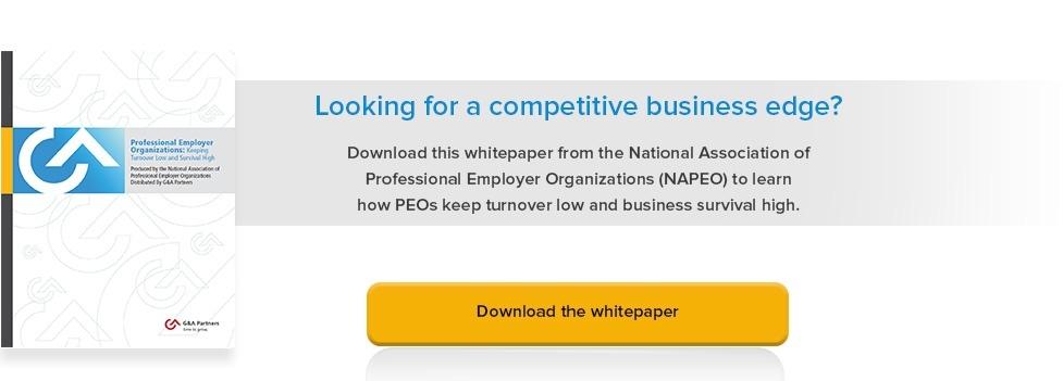 NAPEO Whitepaper