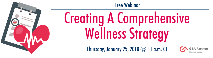 Creating a Comprehensive Wellness Strategy