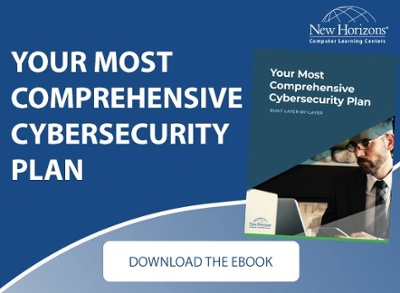 Your Most Comprehensive Cybersecurity Plan - Download the eBook