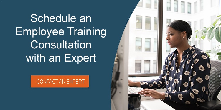 Schedule an Employee Training Consultation with an Expert