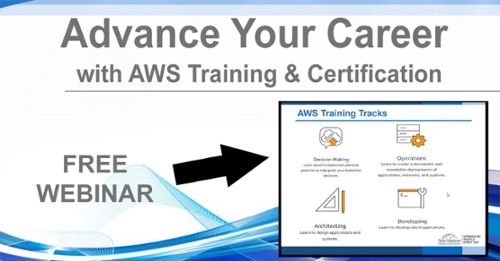 Advance Your Career with AWS Training