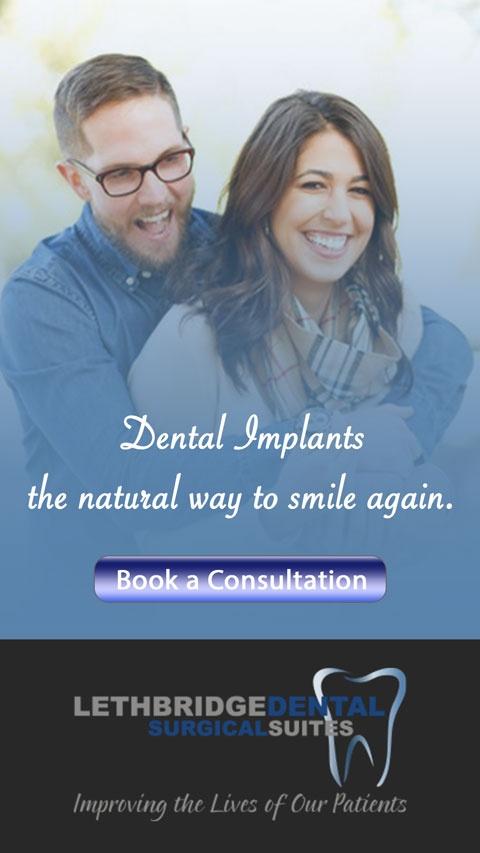 Lethbridge Dental Surgical Suites Dental Implants