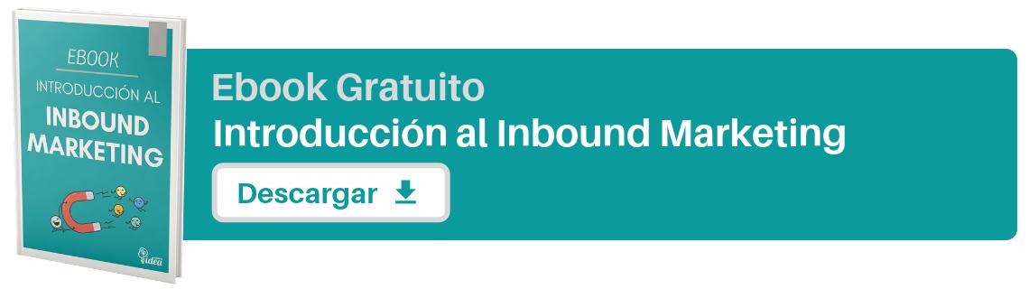 Descargar ebook Introducción al Inbound Marketing