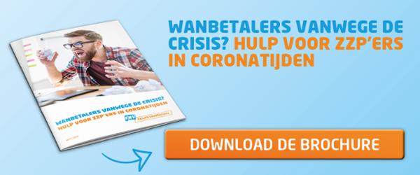 Wanbetalers in de coronacrisis