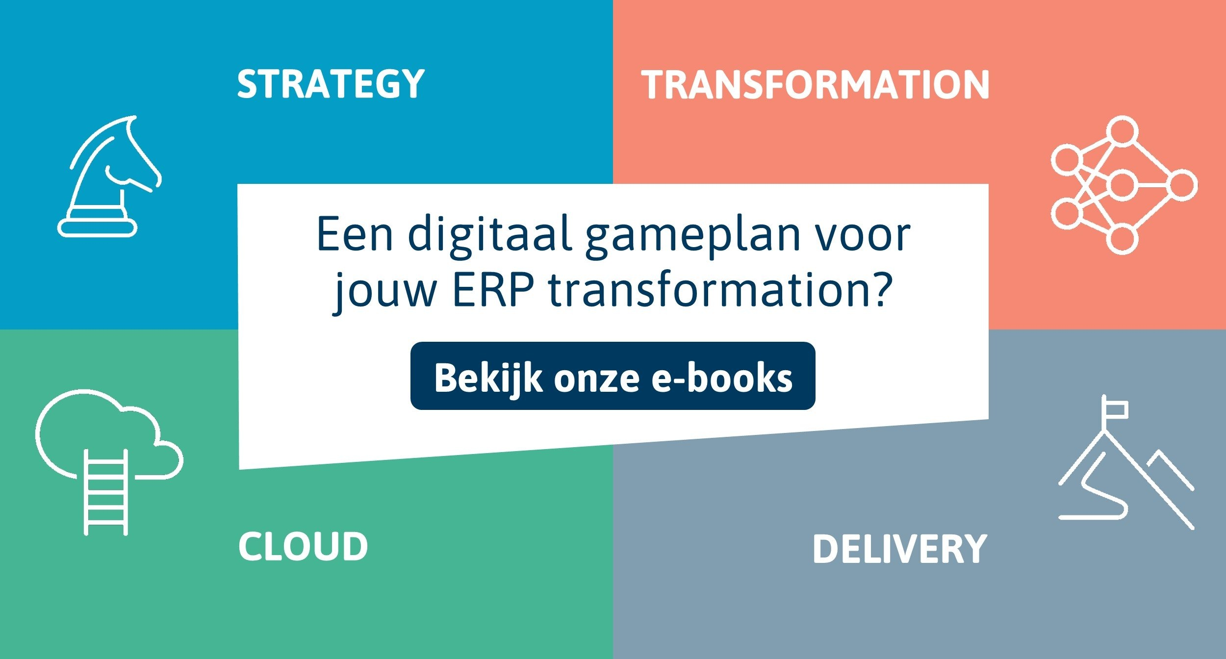 ERP transformation - alle ebooks