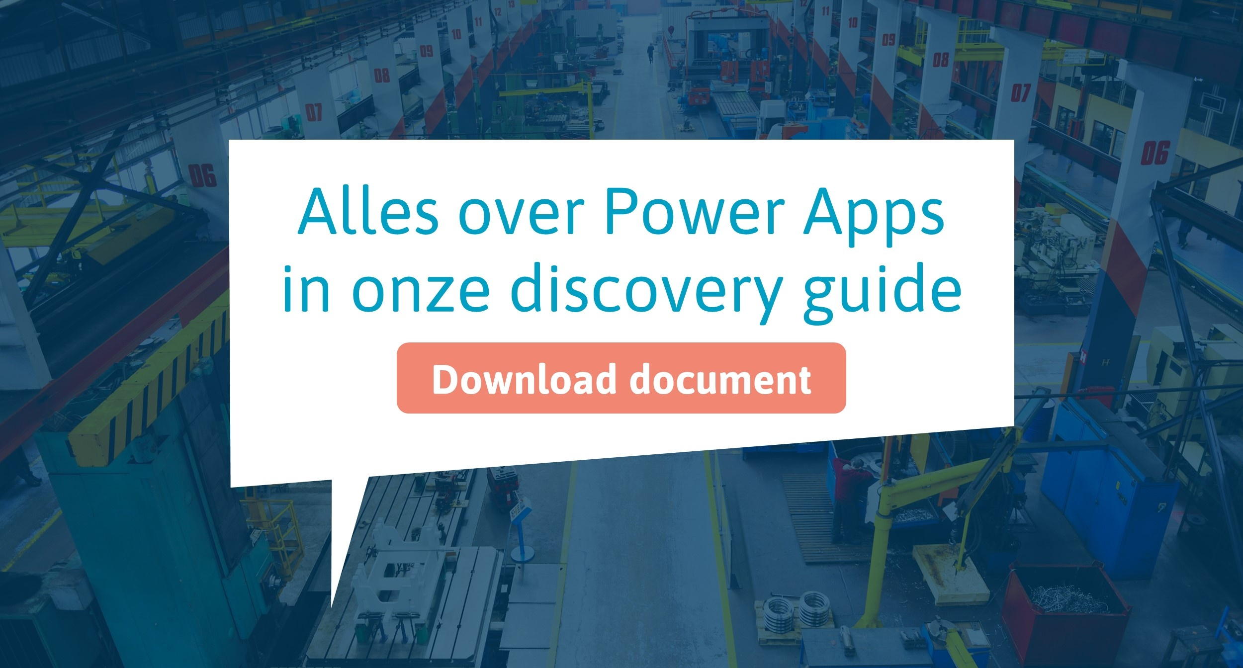 PowerApps Discovery Guide