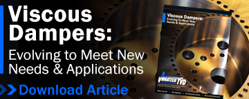 Download Article: Viscous Dampers Evolving To Meet New Needs & Applications