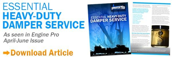 Download Article on Essential Heavy Duty Damper Service