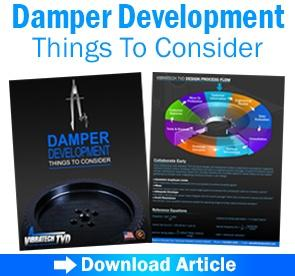 Damper Development Process Flow Free Download