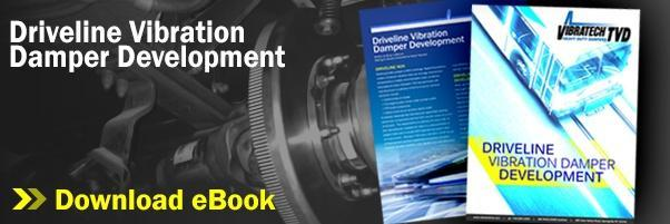 Driveline Vibration Damper Development eBook