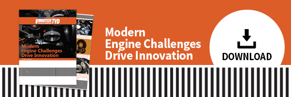 Modern Engine Challenges Drive Viscous Damper Innovation