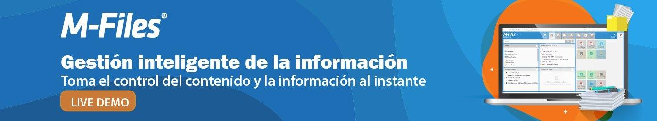 M-Files - Gestión Inteligente de la Información