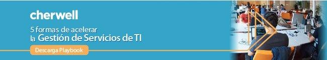 Playbook - 5 Formas de acelerar la Gestión de Servicios de TI