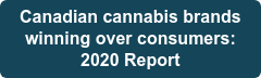 2020 Report: Canadian Cannabis Brands