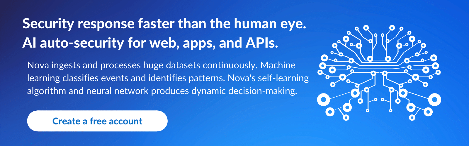 Snapt CTA: AI security automation for web, apps, and APIs.