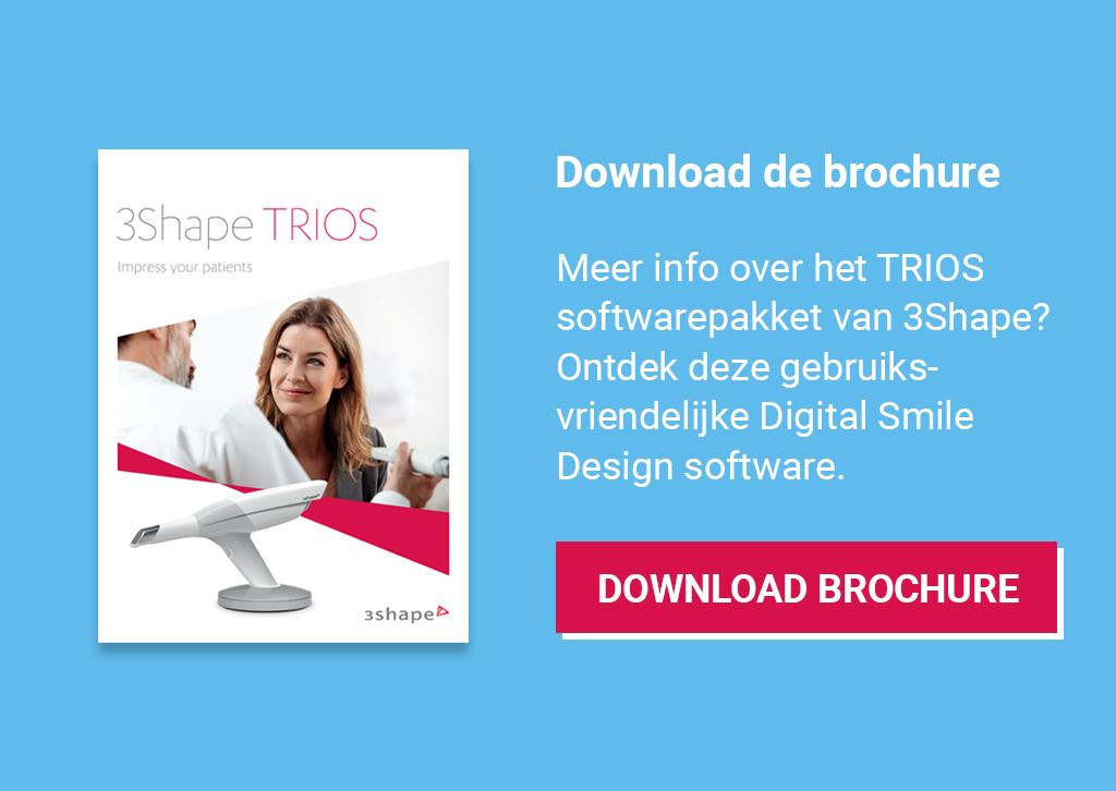 Download de brochure van 3Shape TRIOS