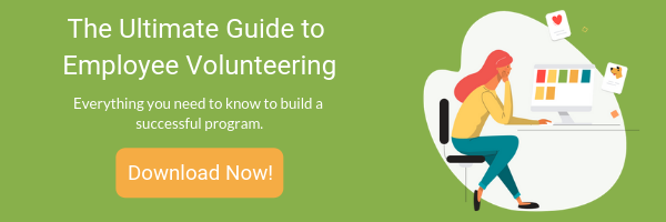 Download The Ultimate Guide to Employee Volunteering