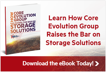 how CEG raises the bar on storage solutions
