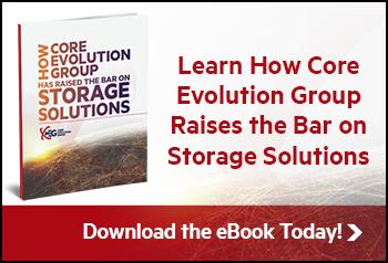 how CEG raises the bar on storage solutions