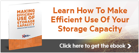 making efficient use of storage capacity enabled by new technology