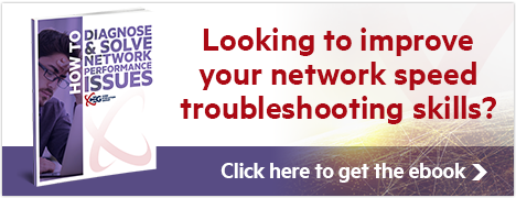 How to diagnose and solve network performance issues