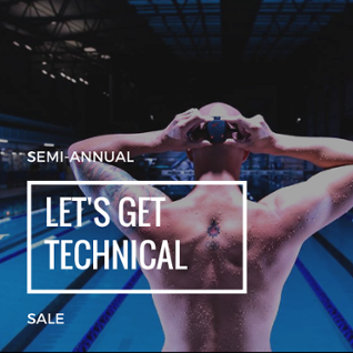 Semi-Annual Lets Get Technical Sale