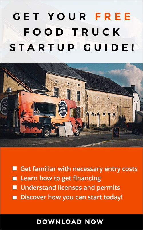 Get your free food truck startup guide!