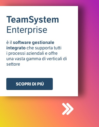ALYANTE Enterprise - Software gestionale di TeamSystem