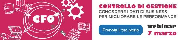 webinar gratuiti ORIZZONTE IMPRESA - CONTROLLO DI GESTIONE