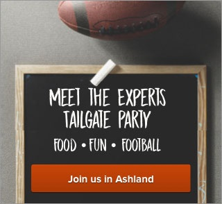 Meet the Experts Tailgate Party