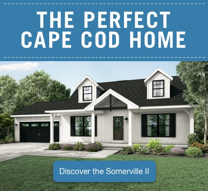 The perfect ranch home - discover the somerville II for your family today