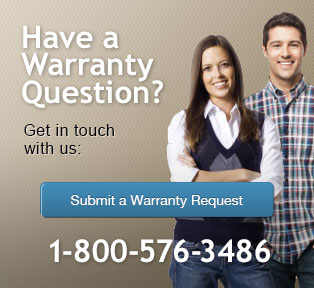 Submit a Warranty Request