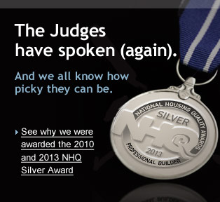 See why we were awarded the 2010 and 2013 NHQ Silver Award