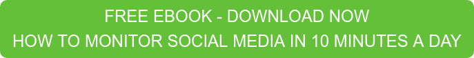 FREE EBOOK - DOWNLOAD NOW HOW TO MONITOR SOCIAL MEDIA IN 10 MINUTES A DAY