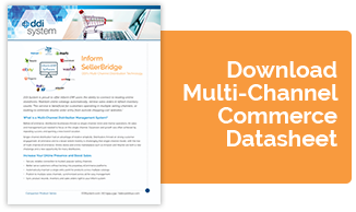 Download multi-channel commerce datasheet