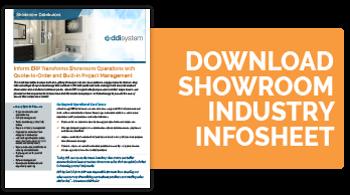 Plumbing and Showroom Infosheet