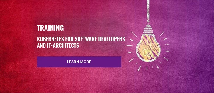 Training: Kubernetes for Software Developers and IT-Architects