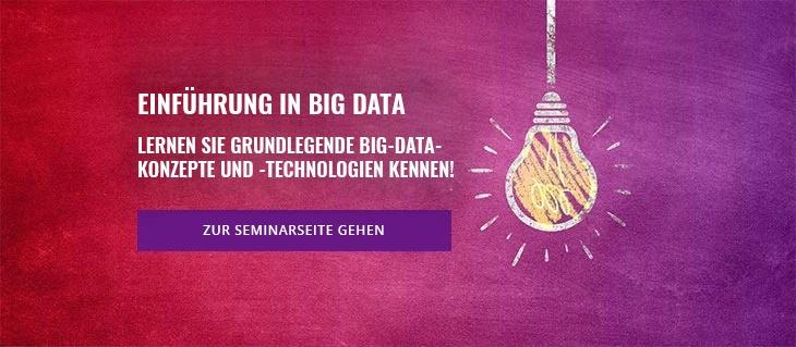 Seminar: Einführung in Big Data