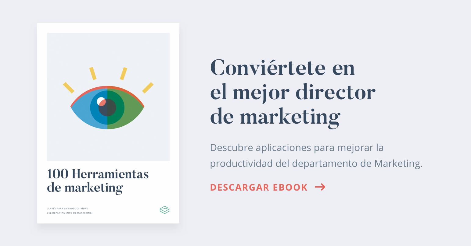 100 Herramientas de marketing