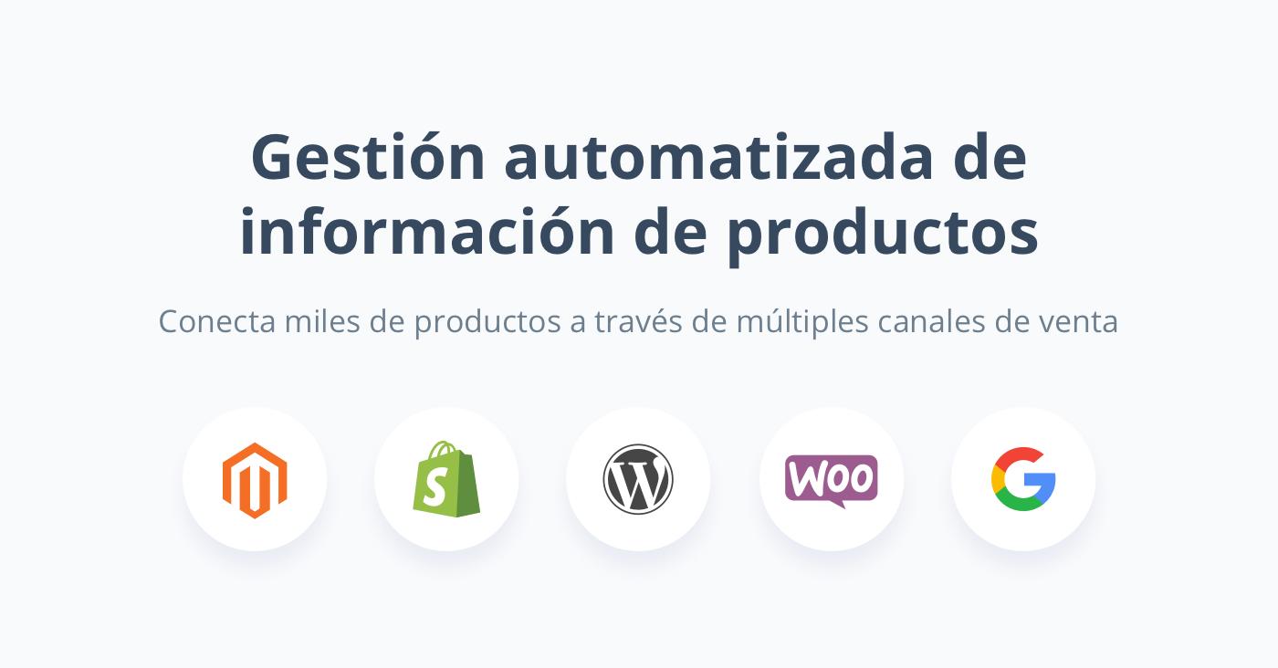 Sales Layer información de producto