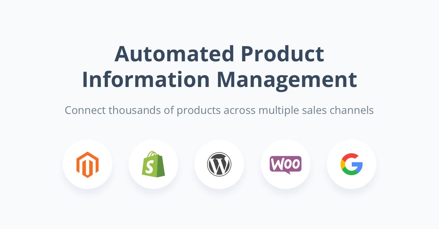 Demo of sales layer PIM