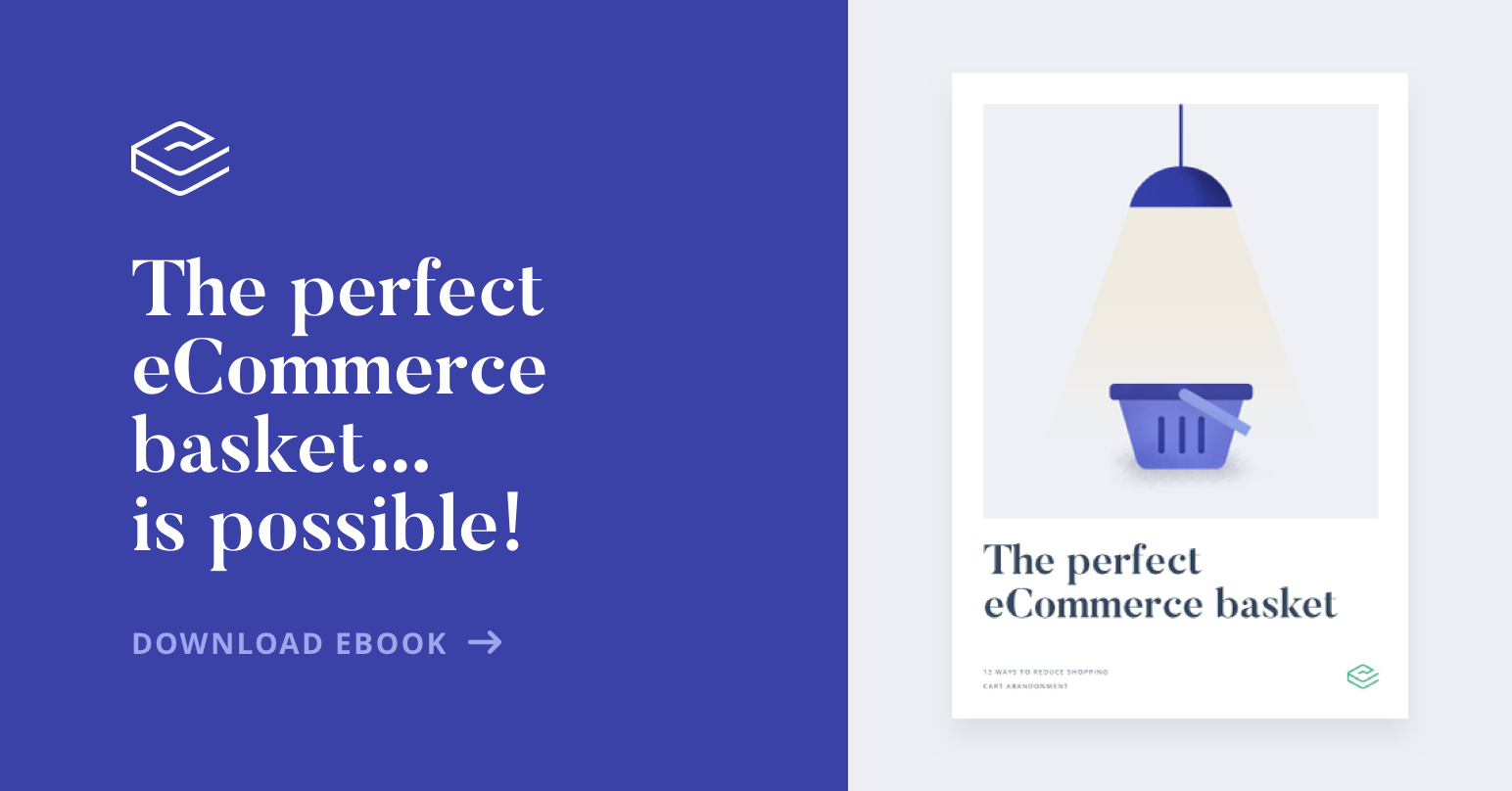 CTA - THE PERFECT ECOMMERCE BASKET