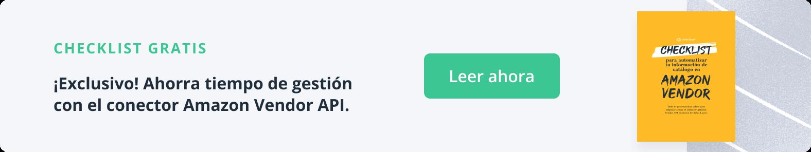 Checklist Amazon API