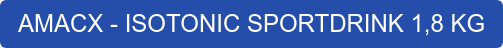 AMACX - ISOTONIC SPORTDRINK 1,8 KG