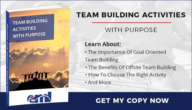 Team Building Activities With Purpose